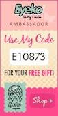 Gebruik mijn code voor een 'free gift' :-)