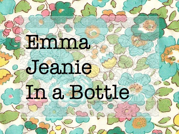 Emma Jeanie in a Bottle