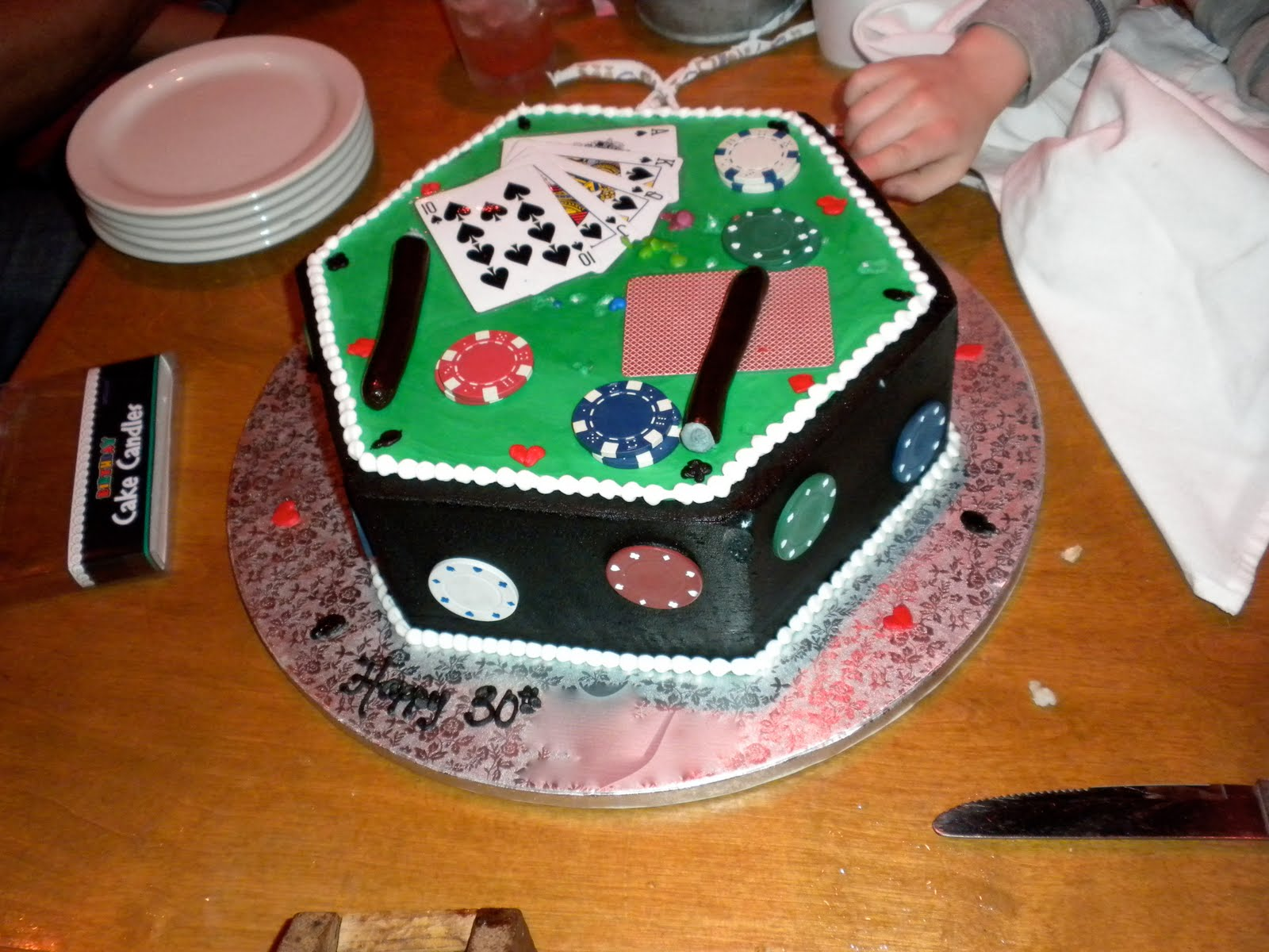 Cake Ideas For Mens 30th : Pin Mens 30th Birthday Cake Ideas And Designs Cake on ...