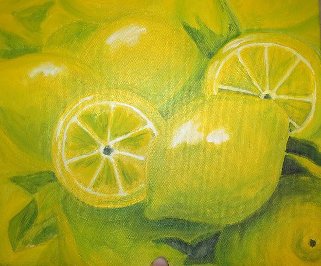 saure Zitronen