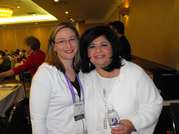 Me & Jeanette Lynton, Founder & CEO of CTMH