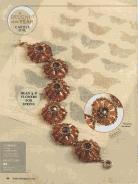Fire Flower Bracelet
