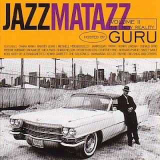 Guru - Sights In The City (feat. Courtney Pine And Carleen Anderson