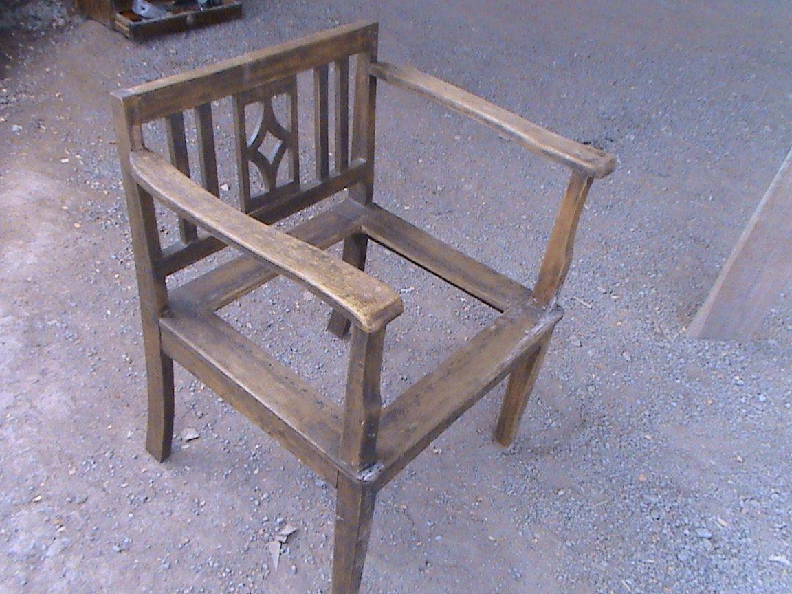 Decoraciones manualidades en madera como reparar un - Manualidades con muebles viejos ...