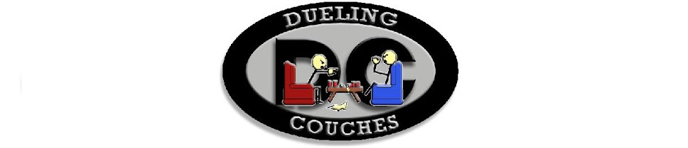 DUELING COUCHES