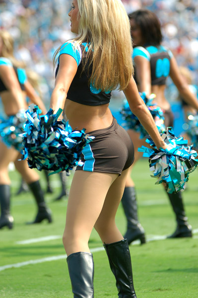 cheerleaders ass