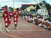 Clinicas Deportivas Bicentenarias de Baloncesto