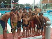 Un día de esparcimiento en el Club Deportívo Español de Barinas .