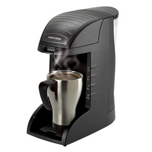 Black And Decker Gt300 Coffee Maker : My Life With Coffee Machine: single cup coffee makers (coffee pod/capsule machine)