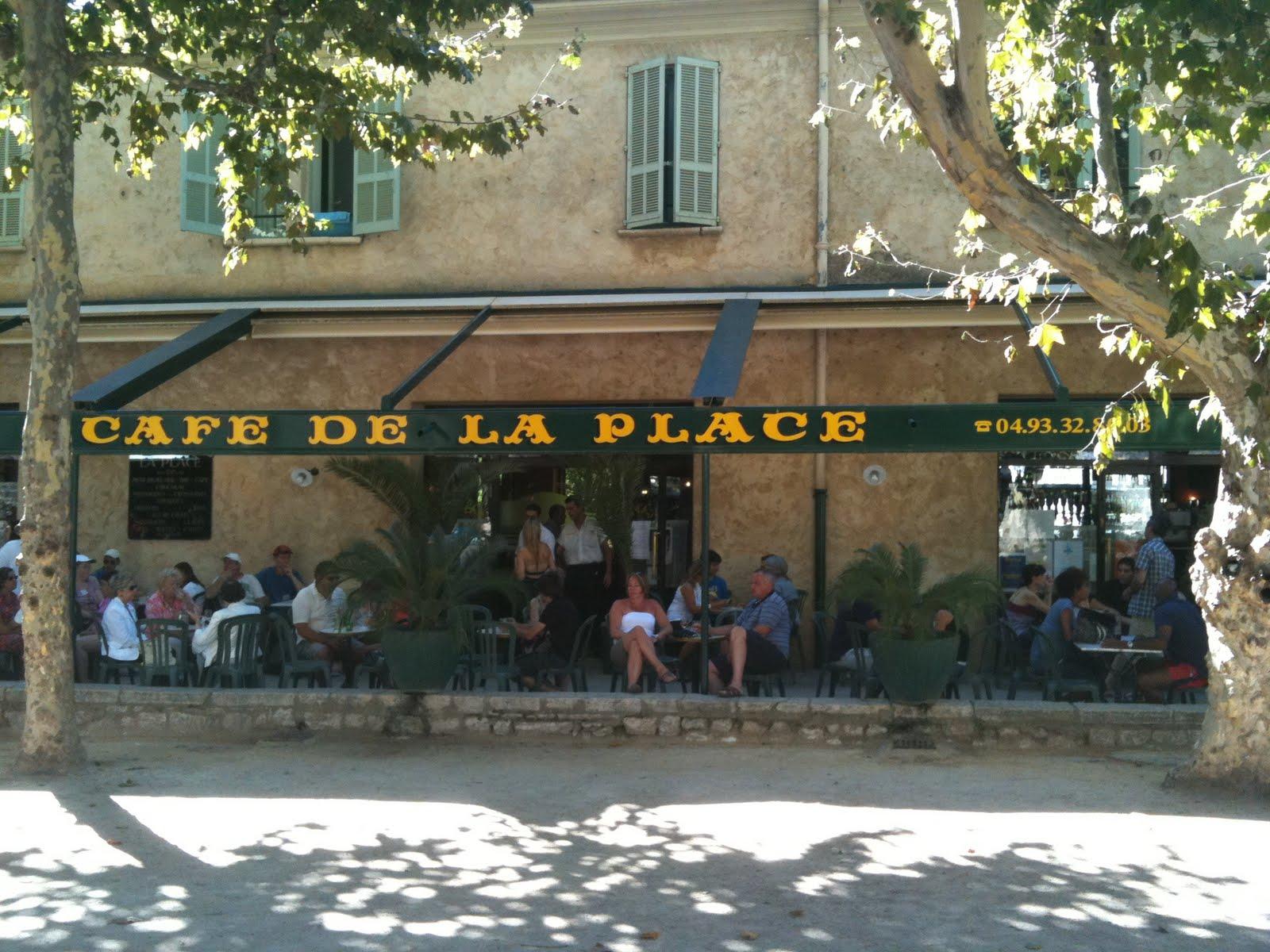 Caf Ef Bf Bd De La Place Saint Paul
