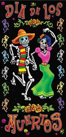 la danse des vivants avec les morts