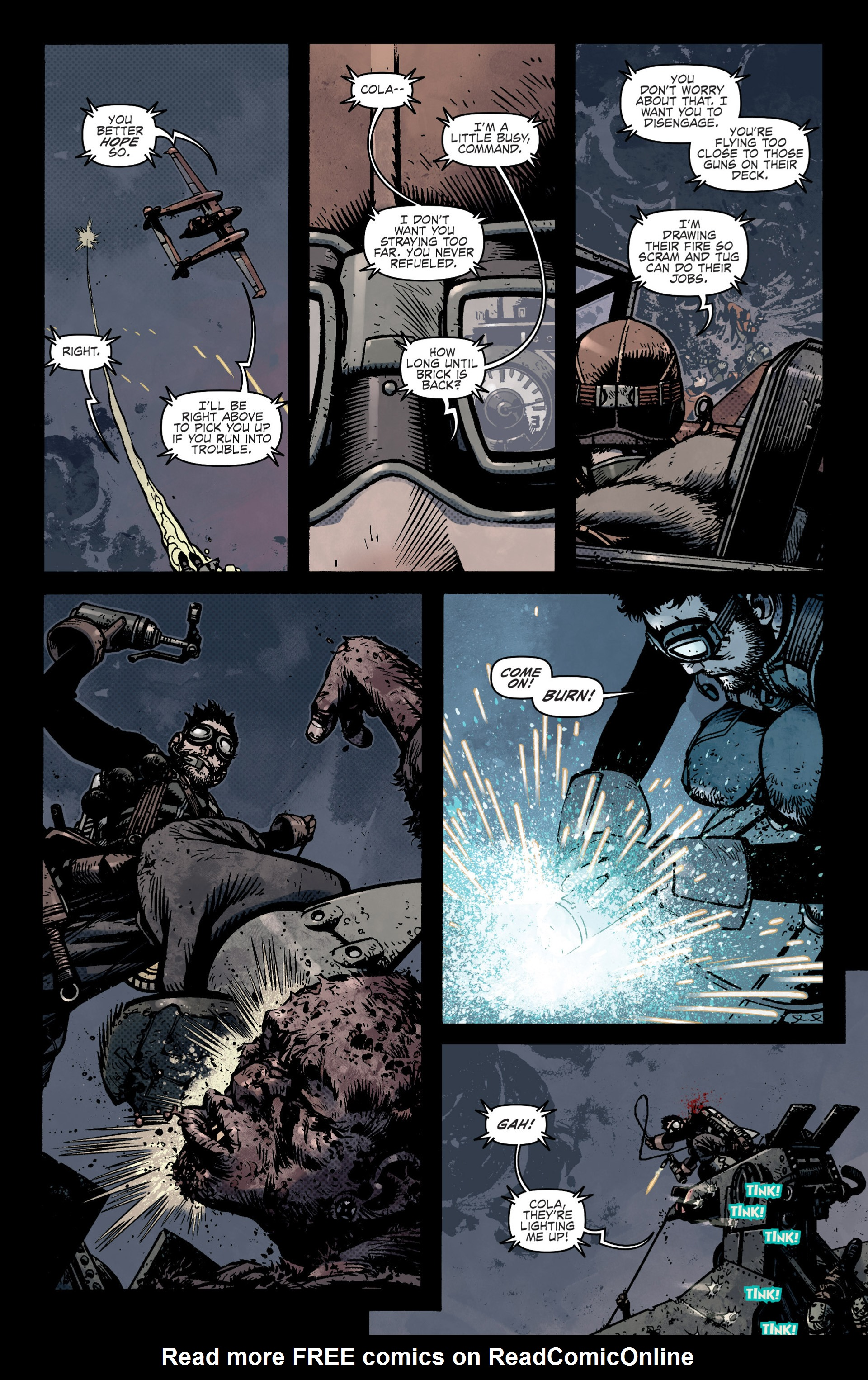 Wild Blue Yonder 3 Page 22