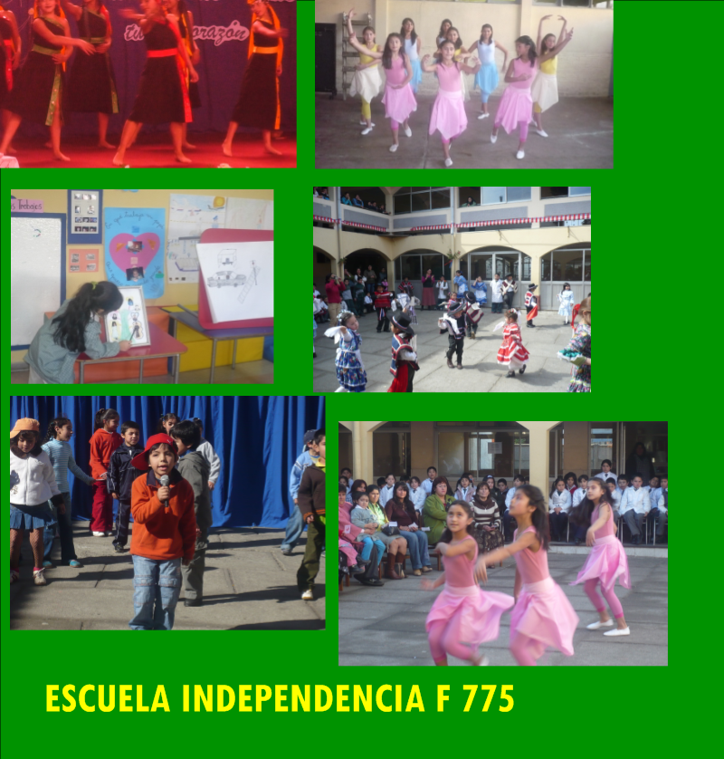 Escuela Independencia   F-775