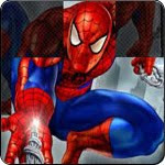 Game Tiles Builder - The Spiderman
