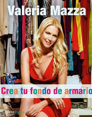 libro de Valeria Mazza crea tu fondo de armario