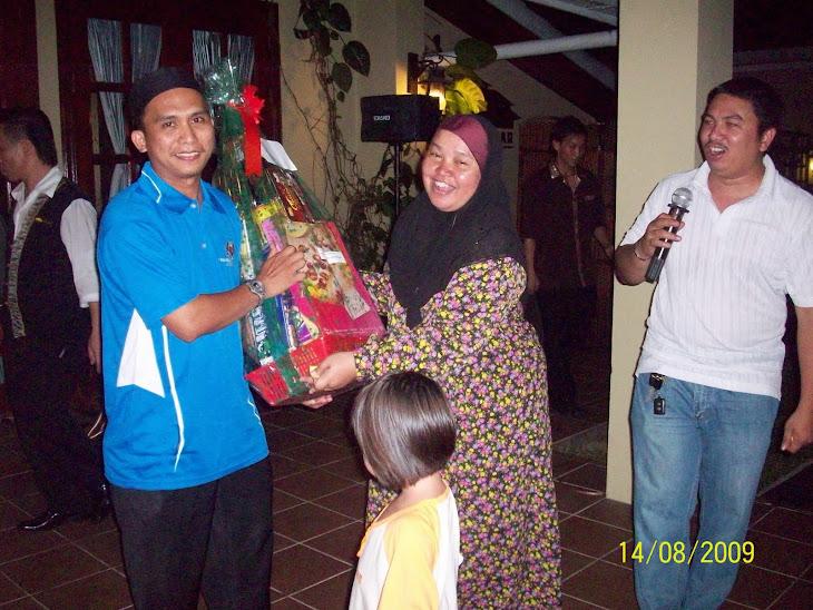 Hari Keluarga Warga INFRA Sabah 2009