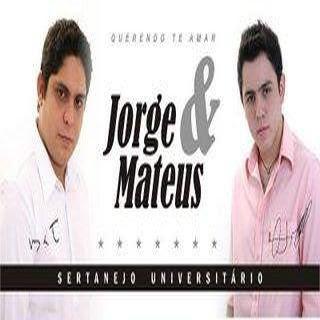 Jorge e Mateus  - Querendo te Amar