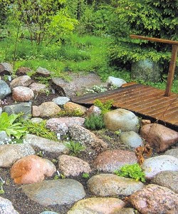 Ideas for your garden artificial pond chapter 1 for Artificial plants for outdoor ponds