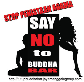 Say NO to Buddha BAR