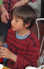 Mi nieto Joaquín