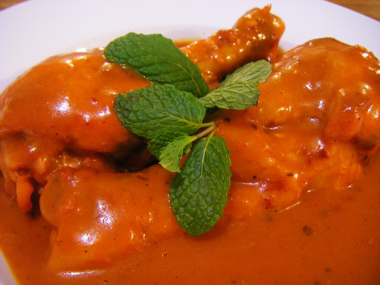 Kimba's Kitchen: Simple Indian Butter Chicken Recipe