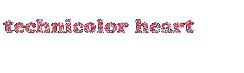 technicolor heart