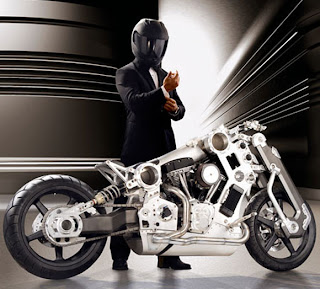 Elite StreetFighter Motorcycles