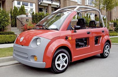 5 Unique Electric Cars | Auto Car Rumors