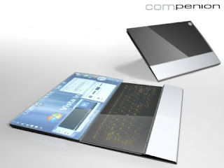 Compenion Laptop-futuristik