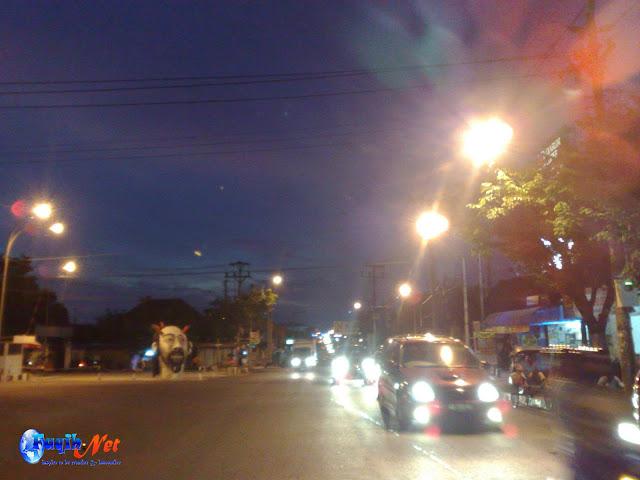 Yogyakarta Night Pictures