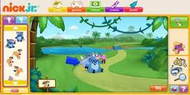 Educational Internet Games for Kids-3 year olds