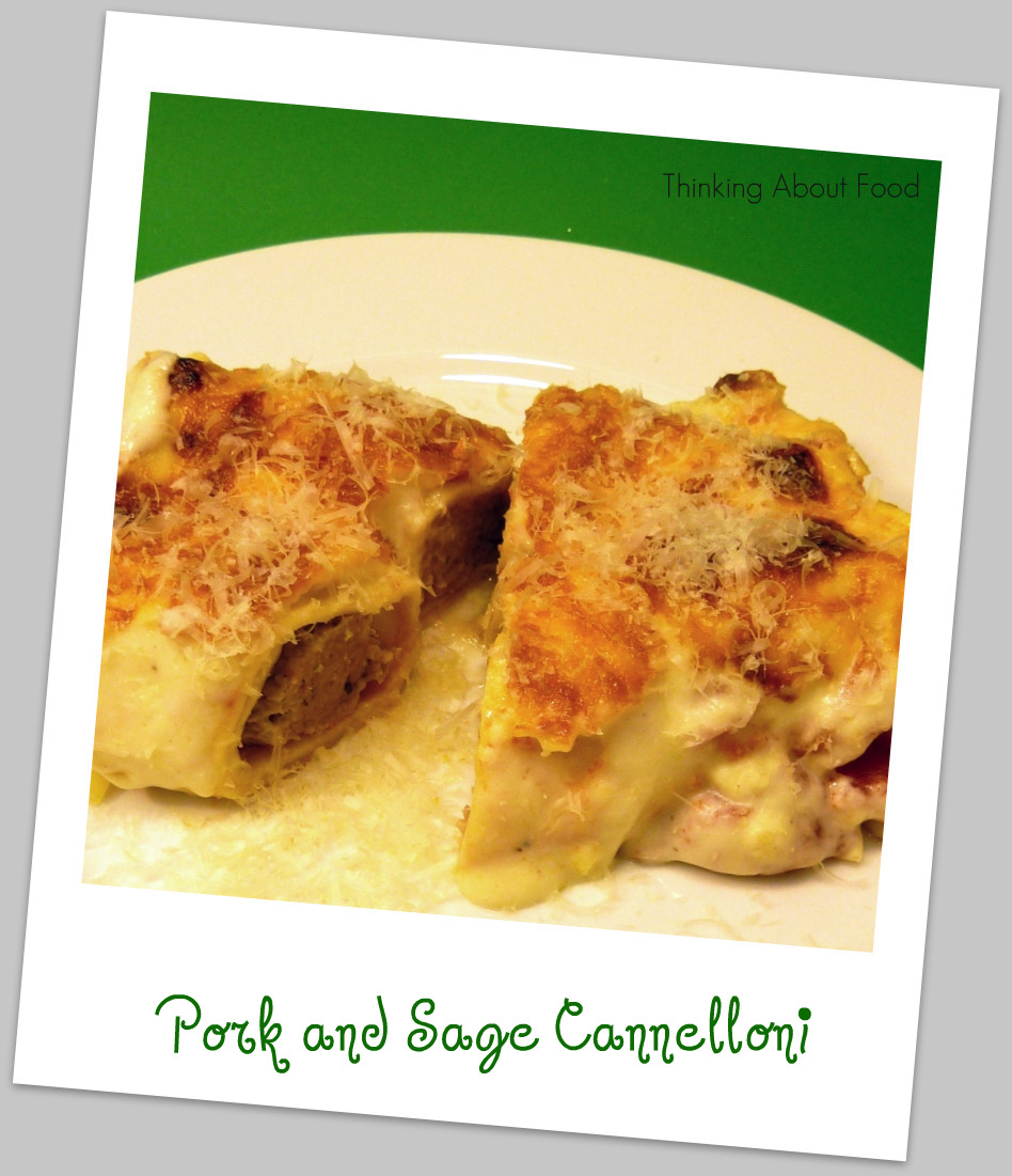 Thinking about food delias baked cannelloni this is the kind of recipe that is equally useful as a midweek family meal or for when entertaining it can be done in advance and reheated to serve and is forumfinder Choice Image