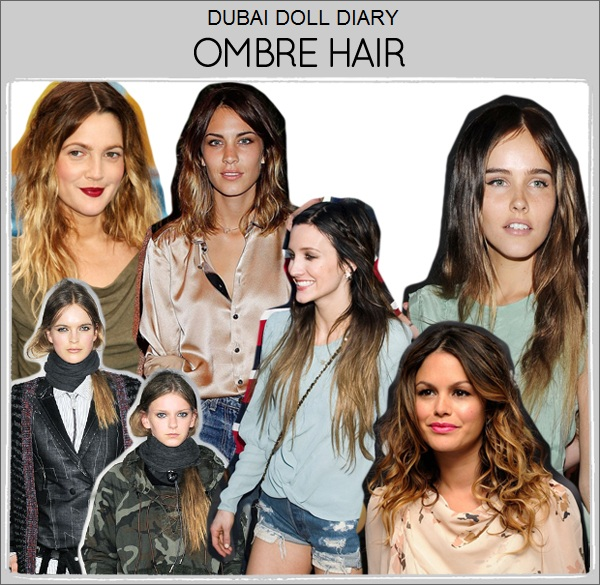 whitney port hair ombre. Ombre hair looks like end of