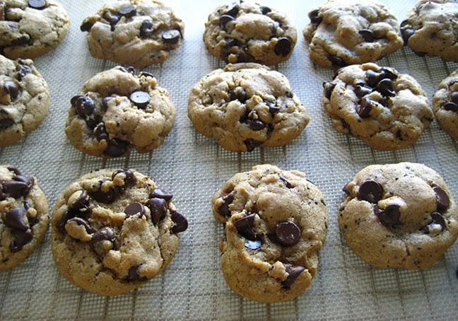 Food 4 Wibowo: Espresso Chocolate Chip Cookies
