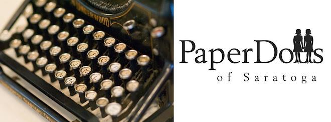 PaperDolls of Saratoga