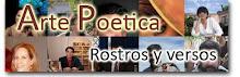 ARTE POÉRICA-ROSTROS Y VERSOS