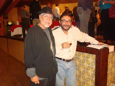 Pedro Portillo y André Cruchaga