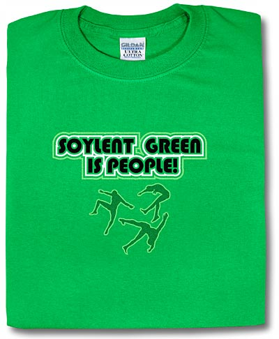 Soylent Green Wikiality the Truthiness Encyclopedia