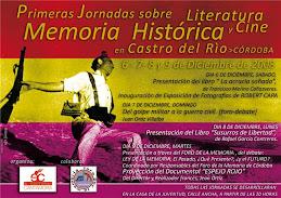 JORNADAS MENORIA HISTÓRICA