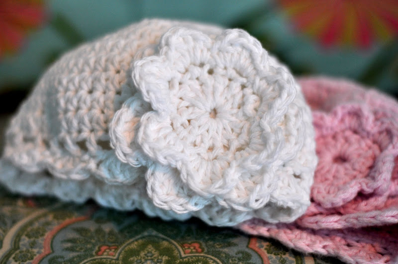 craft lessons: crochet: best baby cloche and tutorial
