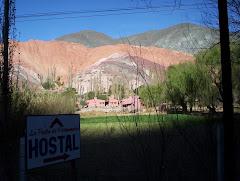 El Cerro de los / colores en Jujuy