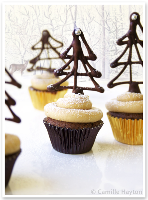 Mini Cupcake Tree