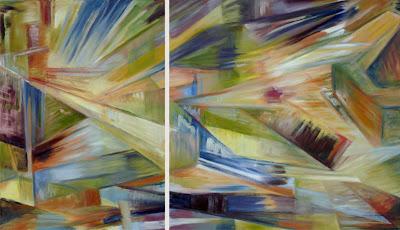 Venta de cuadros pintados al oleo - Cuadros pintura acrilica moderna ...