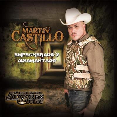 Martin Castillo - Empecherado Y Adiamantado (CD Album 2010)