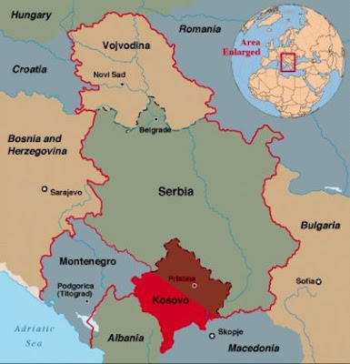 "A hypothetical new Kosovo state can't be ""neutral"" in any way."