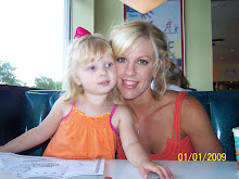 Bella and Mommy June 2009