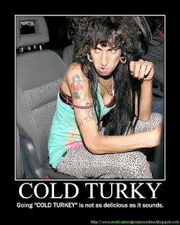 Sexy funny being cold