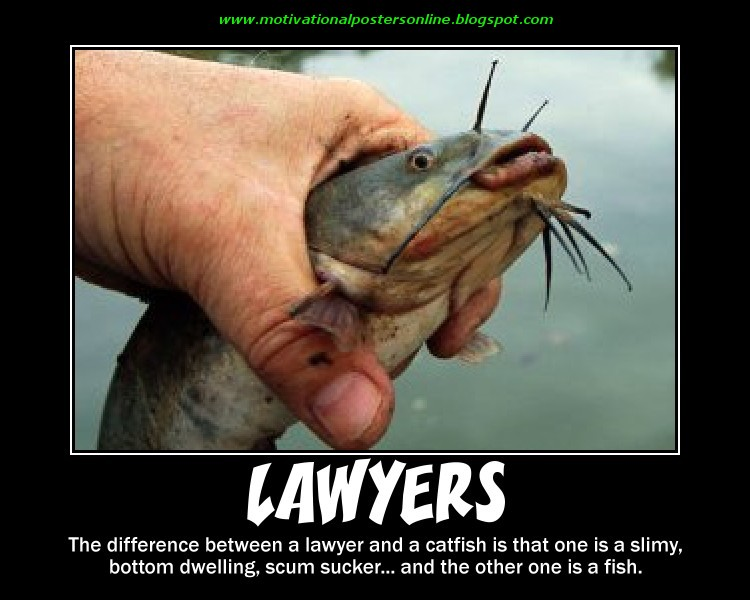 lawyers%2Battorneys%2Blegal%2Bfees%2Bschools%2Blaw%2Bcourt%2Bmotivational%2Bposters%2Bonline%2Bcatfish%2Bscum%2Bsucker%2Bfish%2Bfunny%2Bhot%2Bjokes.jpg