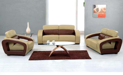 Sectional  on Wooden Sofa Set Designs Contemporary Sofa Sets