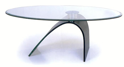 Designer Coffee Tables On Contemporary Design Coffee Table In Clear Glass  Finish Home Design Ideas